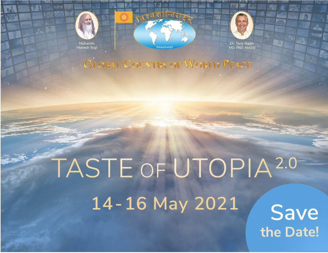 Log Taste of Utopia 2.0: 14-16 mei